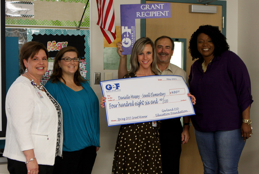 GISD Education Foundation grants awarded