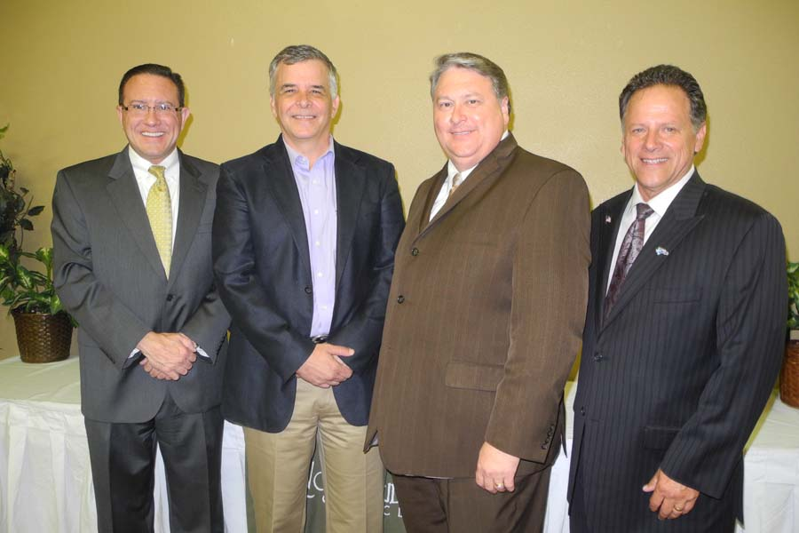 Mayoral luncheon speakers highlight economic development