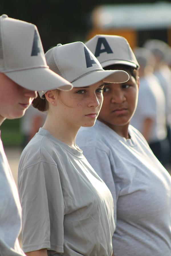 East JROTC cadets learn to lead