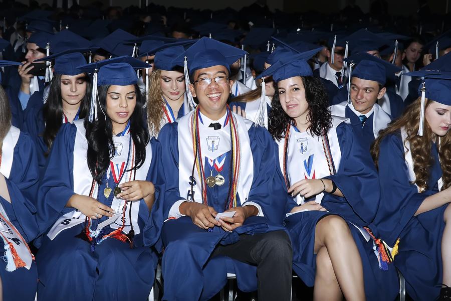 Sachse Graduation