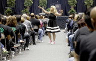 Garland ISD convocation rings in new school year