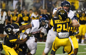 Mustangs must rebound following loss to Garland