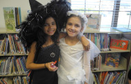 Library hosts spooky Halloween party