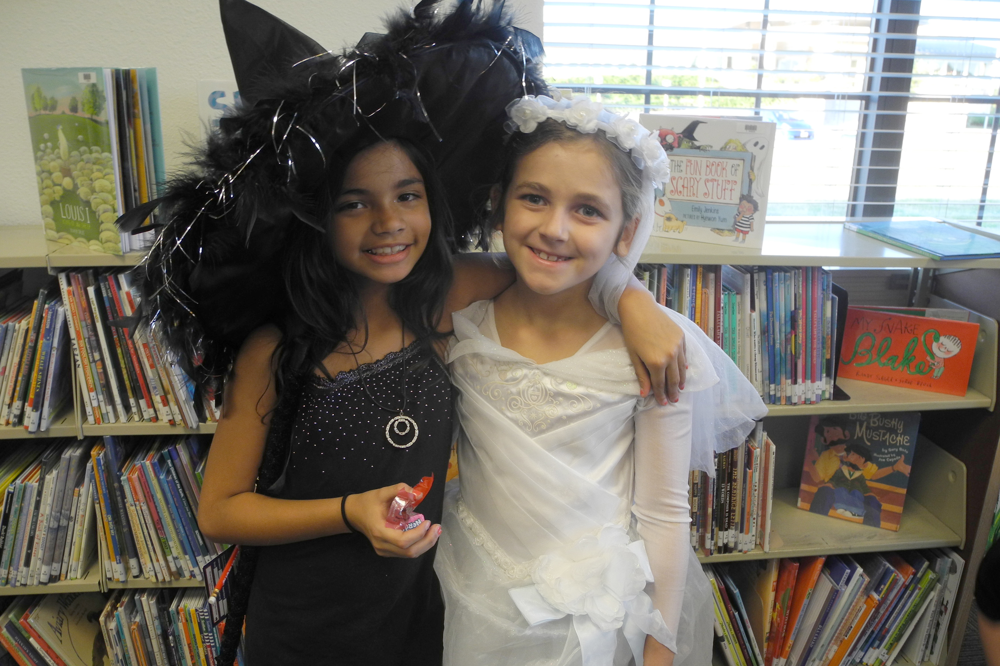 Library hosts spooky Halloween party | Sachse News