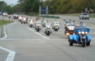 Bikers ride to raise money for kids