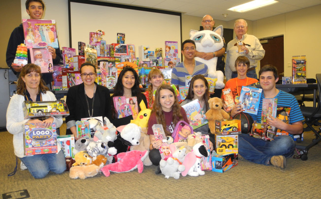 Annual FOP holiday toy drive begins