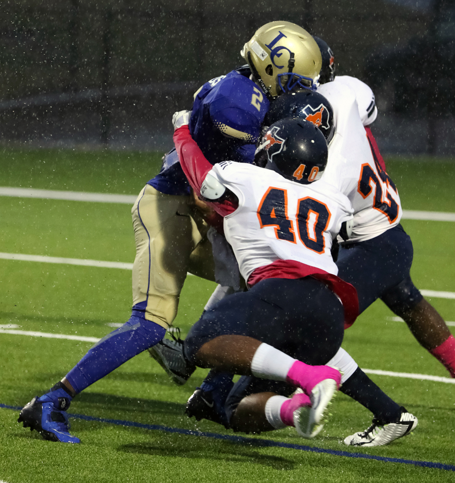 After one-year absence, Mustangs return to postseason