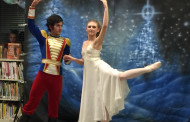 "Magical ""Nutcracker"" performed at Sachse Library"