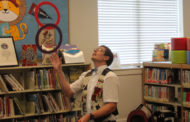 Juggling fun, reading