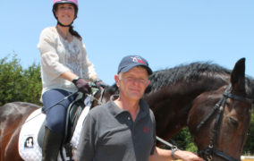 Local horse trainer to take team to Paralympics