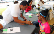 Health fair keeps students in check