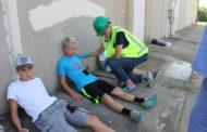 CERT members trains for disasters