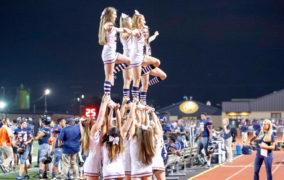 The spirited world of cheerleading