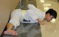 Martial arts training teaches discipline