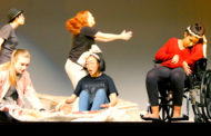 One-act play takes the stage