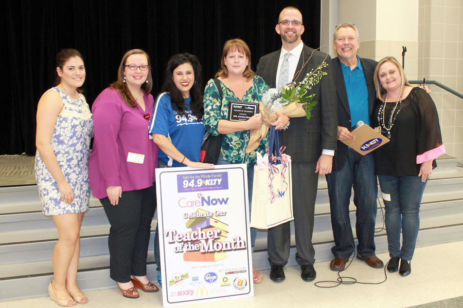 Armstrong Elementary Teacher Wins KLTY Of The Month