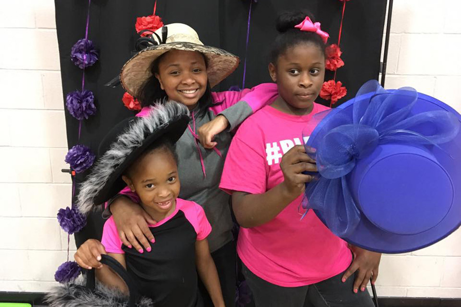 Hats on, off to Relay for Life