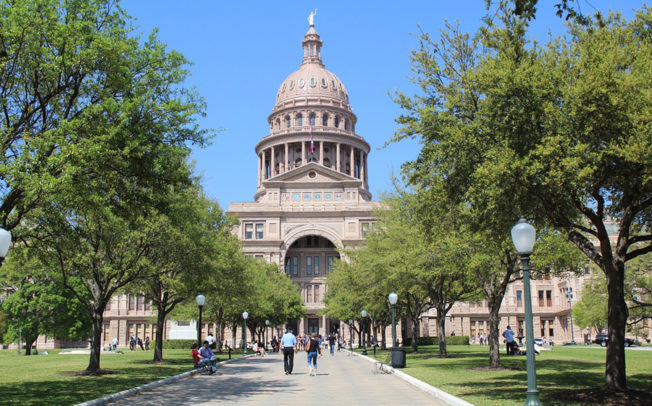 87th Texas Legislative session ends