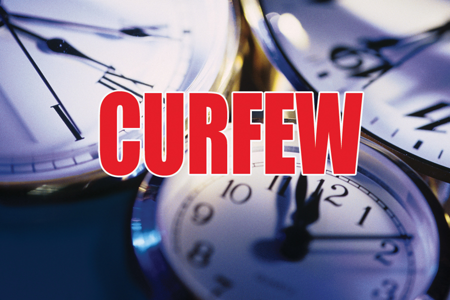 Curfews promote safety, curb runaways