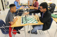 Students learn critical thinking through high school chess club