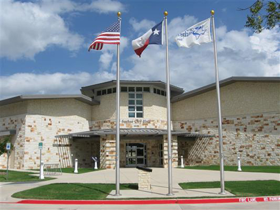 Sachse issues CO to cover Merritt Road realignment, new community center