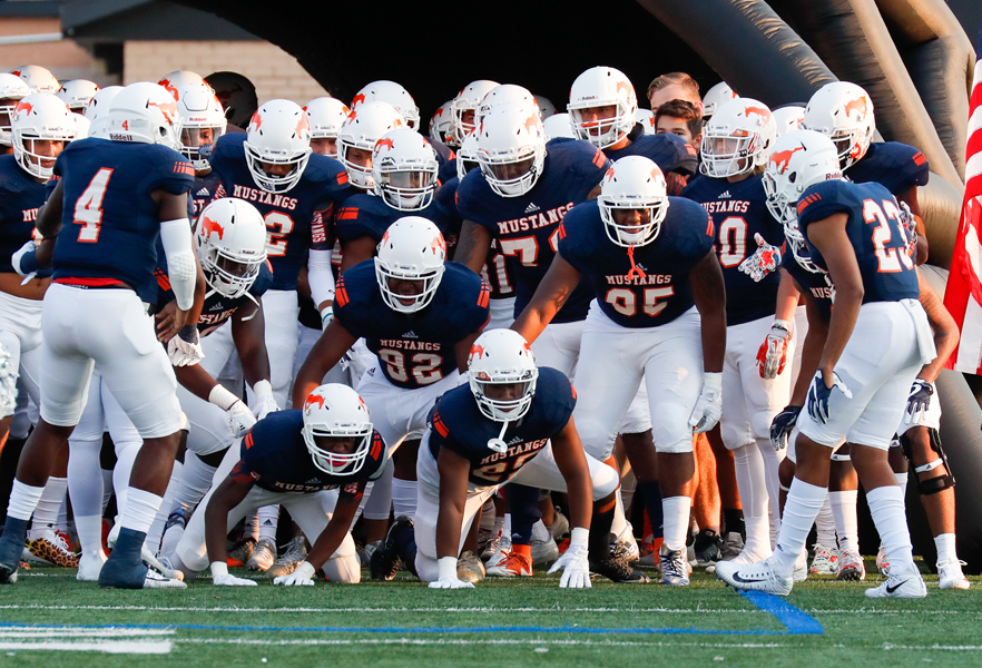 Sachse buries Byron Nelson 48-6