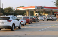 Gas shortage rumors lead to runs on station pumps