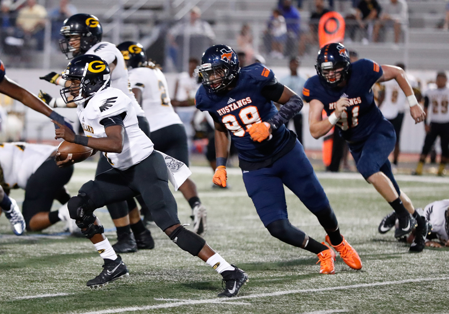 Mustangs stampede through Owls; NG next on the list