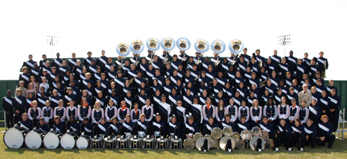 Marching Band Invitational Oct. 14