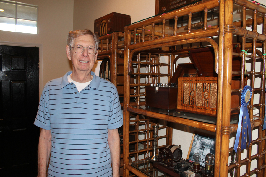 Local resident collects, restores pieces of the past