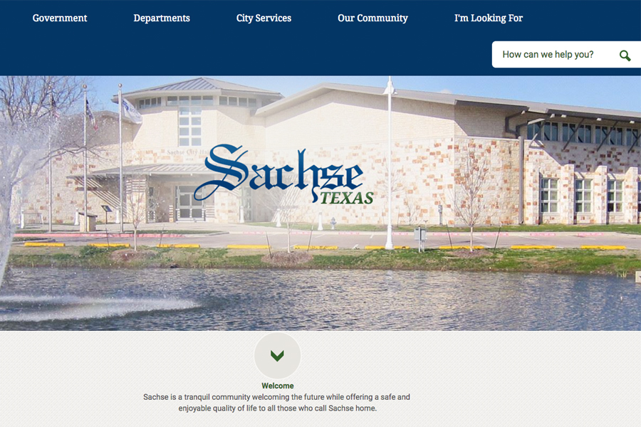 City implements new website