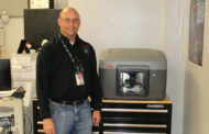 Hudson Middle goes 3D with printing