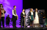 SHS rehearses for The Lion, the Witch and the Wardrobe