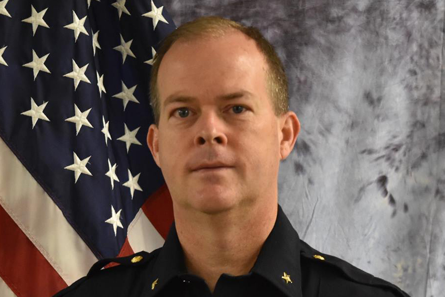 Assistant police chief hired