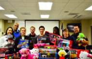 FOP collecting toys for annual drive