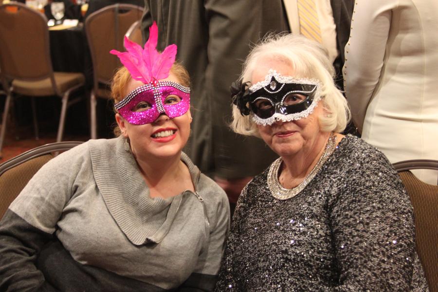 No masking fun at annual chamber banquet
