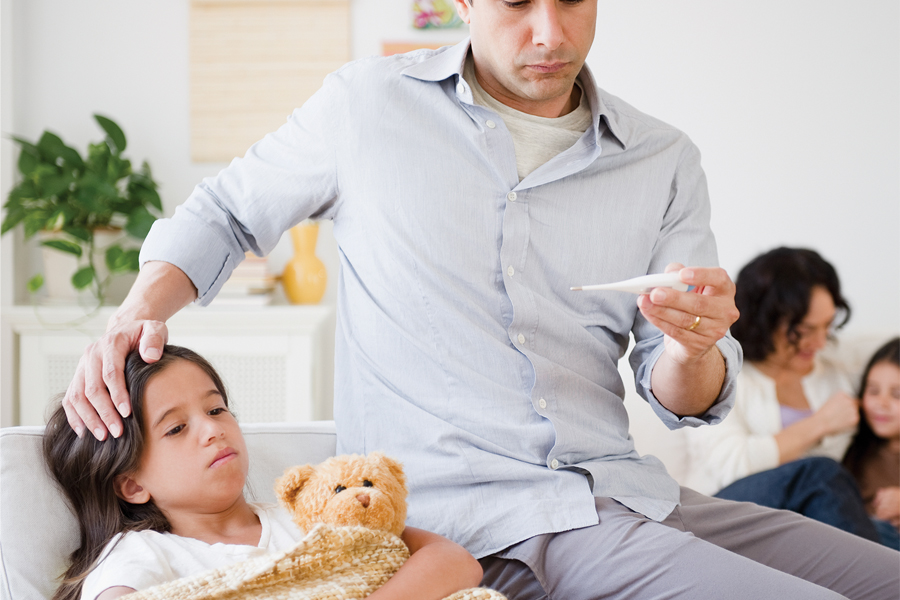 Six ways to fight the flu