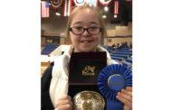 Horse Show success