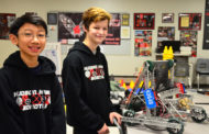 Robotics team set to compete at world tournament