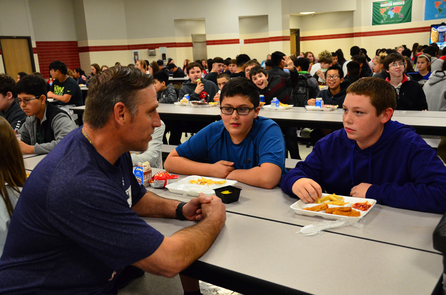 Dads volunteer to become Watch D.O.G.S.