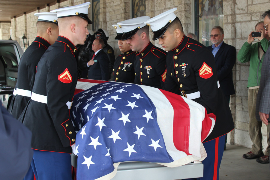 Video: World War II MIA soldier's remains returned to family