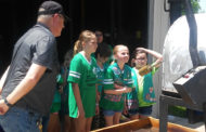 Girls Scouts hope to bag bronze with beans