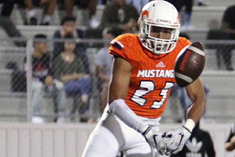 Mustangs nominated for play on field