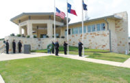 Police Department honors fallen officers during memorial tribute