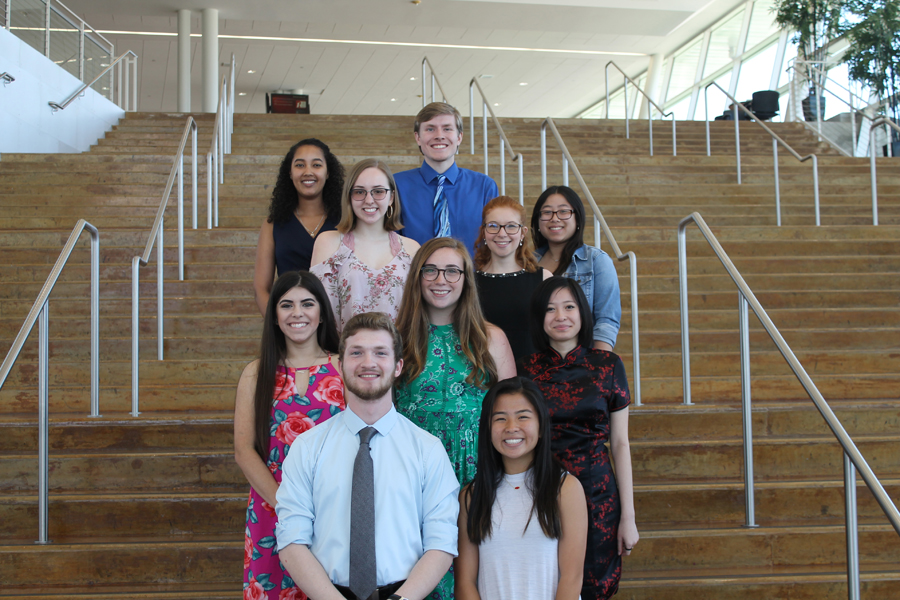 Garland ISD honors Sachse High School top ten