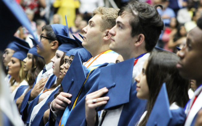Sachse High celebrates Class of 2018