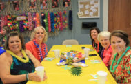 Video: Oxford Glen hosts teacher luncheon