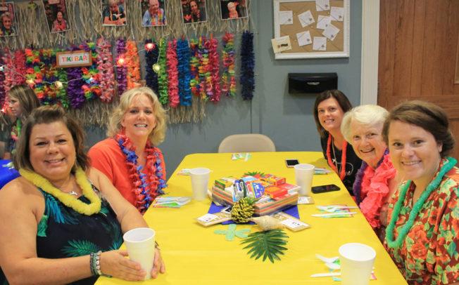 Video: Oxford Glen hosts teacher luncheon
