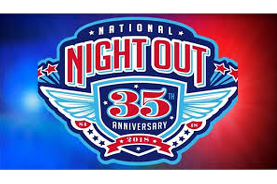 Police to hold National Night Out