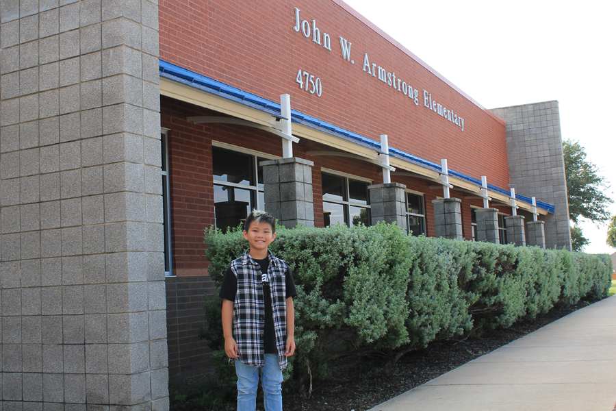 Fourth grader dances his way to national TV | Sachse News